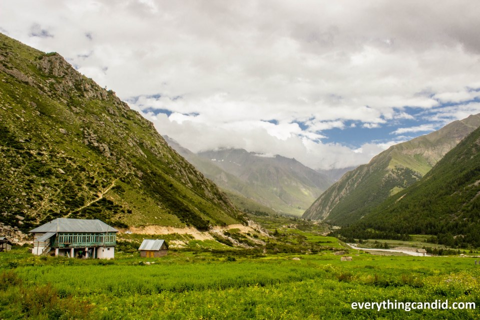 Chhitkul in Himachal