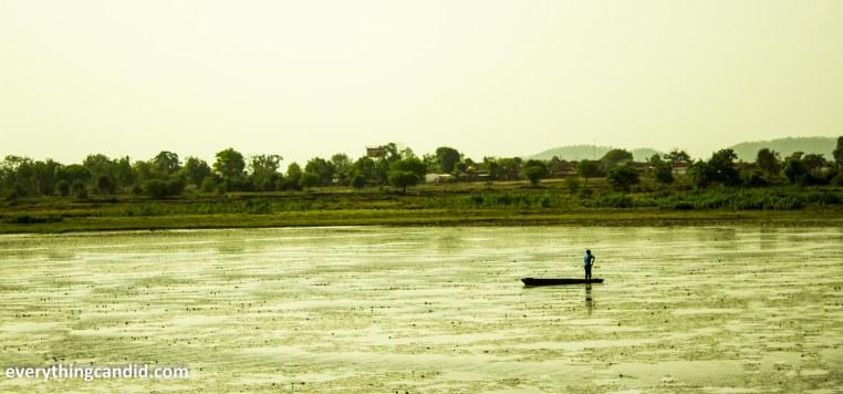 Fishing Boy, India, Photo Essay