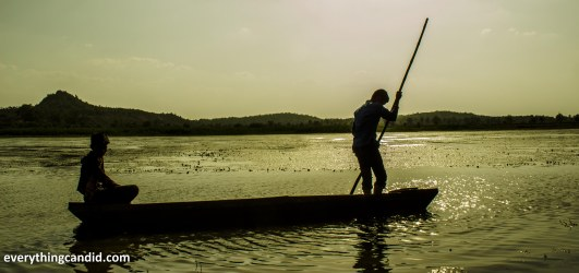 Fishing Boy, India, Photo Essay