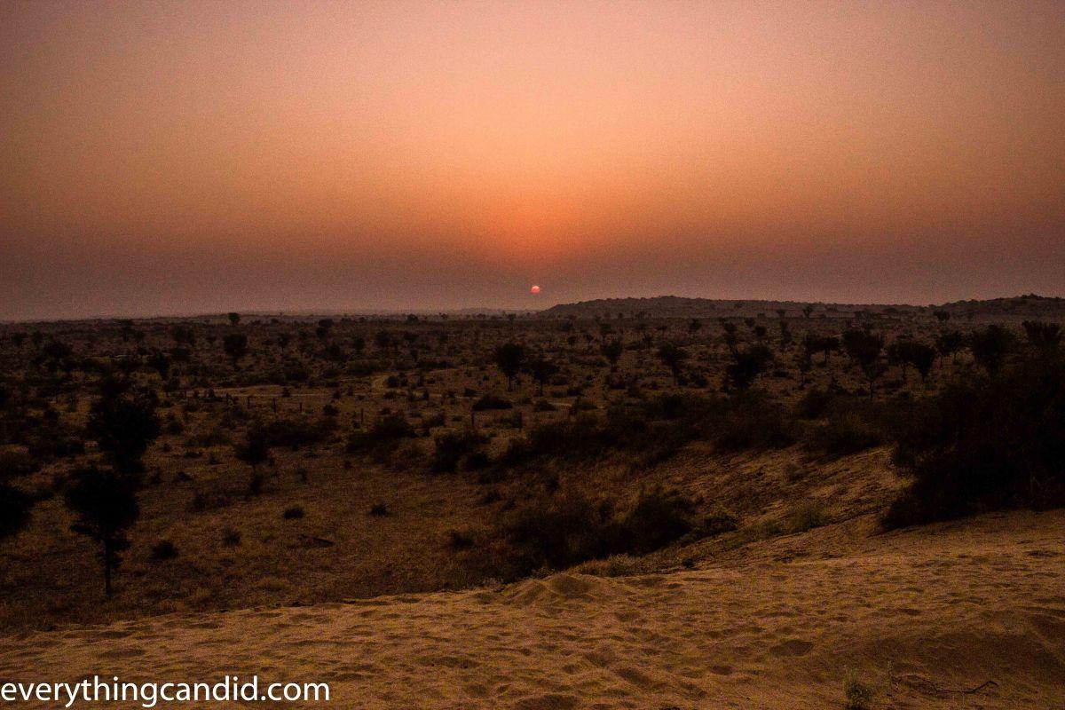 Desert Safari, Thar Desert, Rajasthan, India, Camel Ride, Travel, Camping, Desert Night, Sunrise, Sunset, Chasing the Sun