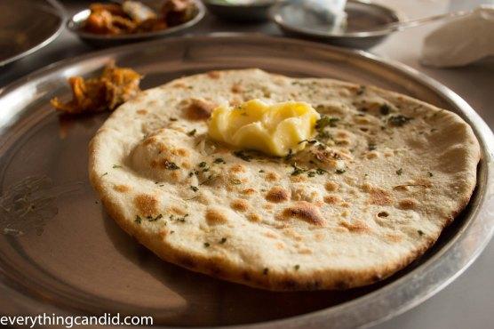 Giani Dhaba, Dhaba Trail, Travel, Highway Food, Tandoori Parantha,