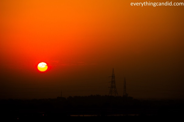 Sun, Chasing the Sun, Landscape, Golden Hour, Photography