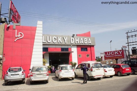 Dhaba, Dhaba Trail, Traveling, ROad Trip, Punjab, NH1, Food, highway  food