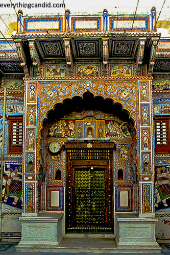 Fresco Haveli Art of Rajasthan