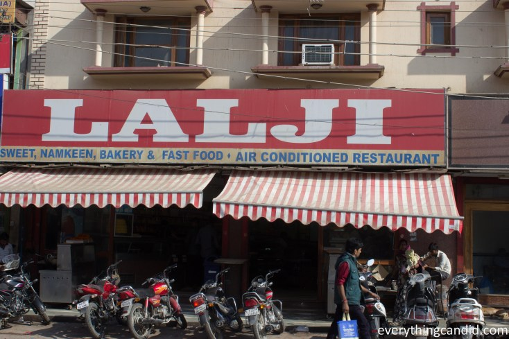 Lalji for Jalebi on Station Road
