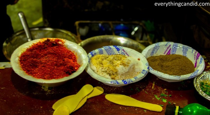 Sarafa Bazaar, Indore, Joshi, Sabudana, Bhutte Ka Kiss, Indore, India, Street Food, Food Street, Night life