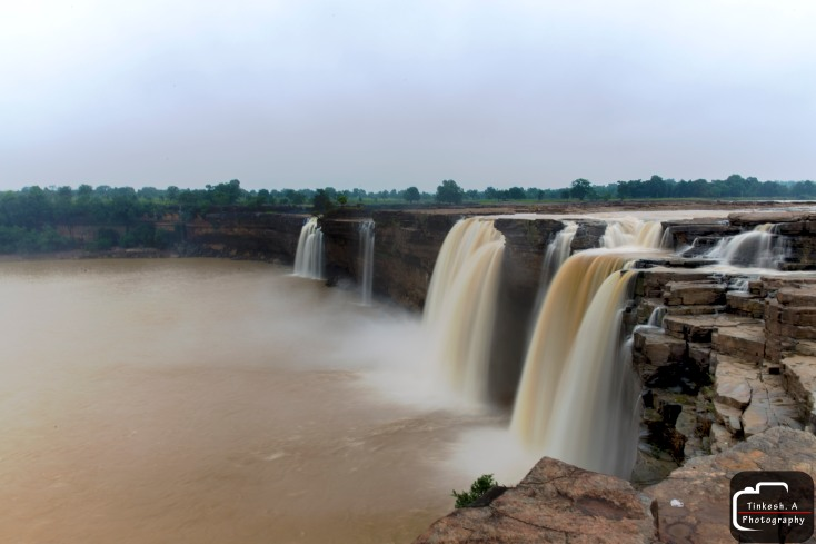 Chitrakote Water Fall: PC Tinkesh