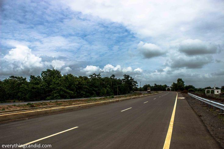 Roads of Chhattisgarh, Bastar.