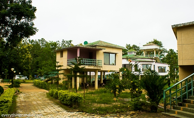 Hareli Eco Resort at Barnawapara