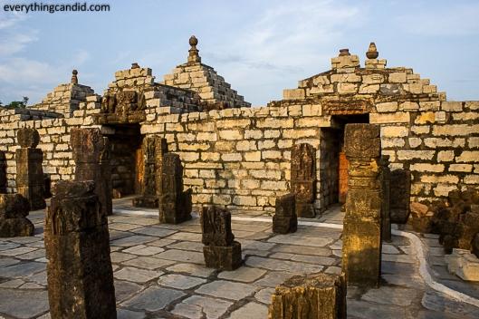 Surang Tila: At the top of the high raised platform