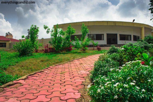 Hiuen Tsang Resort at Sirpur, Chhattisgah, India
