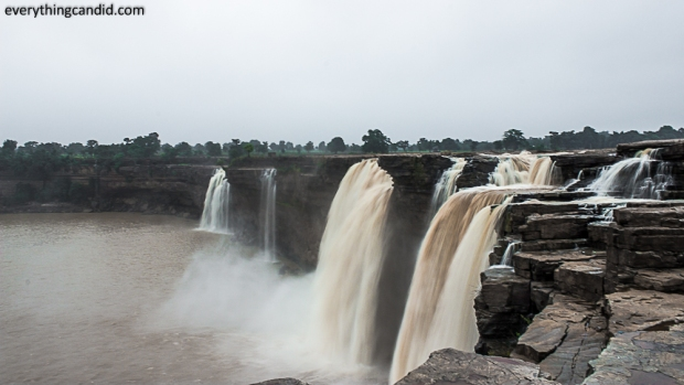 Chitrakote Fall in Monring Hours