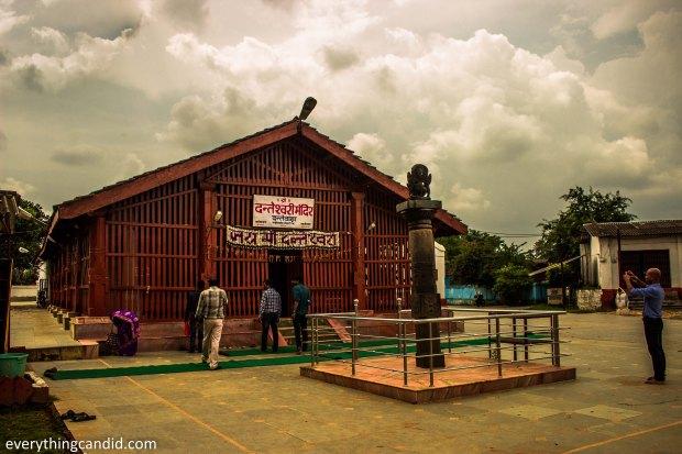 Danteshwari Devi Temple at Dantewada