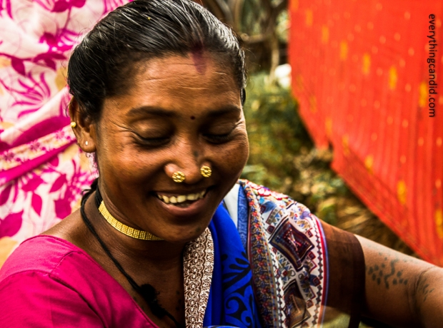 Tribals of Bastar: Happily living taditional and natural way of life.