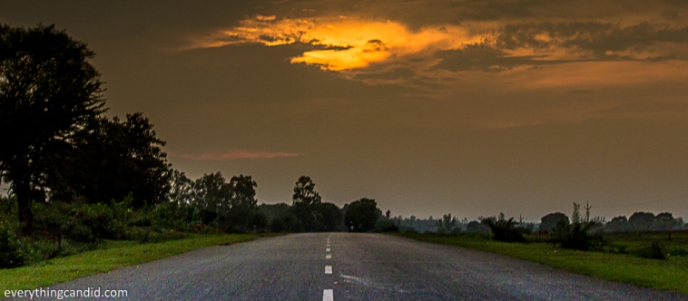 It all started with a Road Trip and during golden hours, roads became so mesmerizing and refreshing. Chhattisgarh offers one of the best roads for riders and road trippers alike.