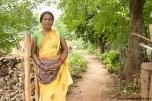 Tribal Woman of Bastar