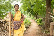 Tribal Woman of Bastar
