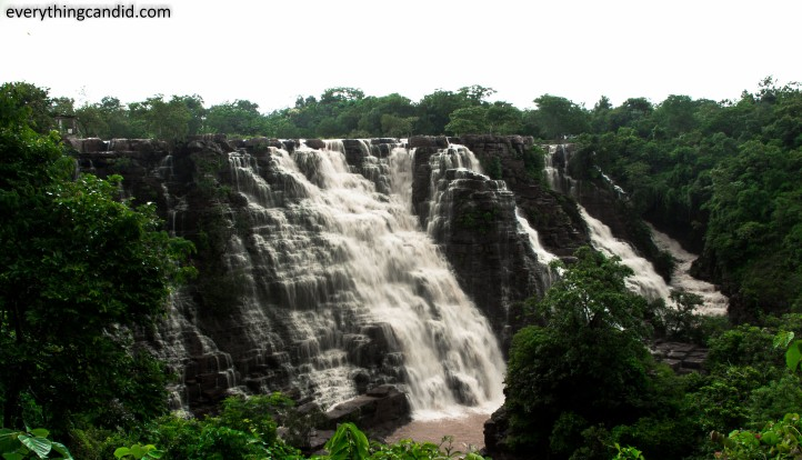 Tirthagarh Water Fall: Covered by dense forest of Kanger Valley National park