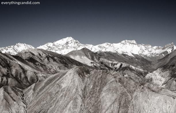Trans-Himalayan Landscape!!