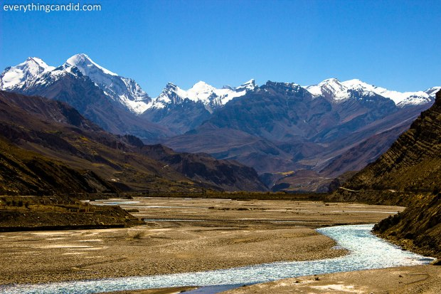 ALong Pin River towards Pin Valley!