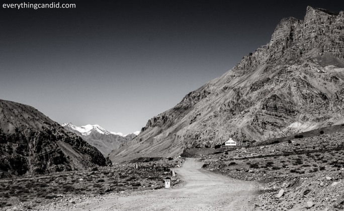 Road to Kaza. Every mile on road was engrossingly amazing.
