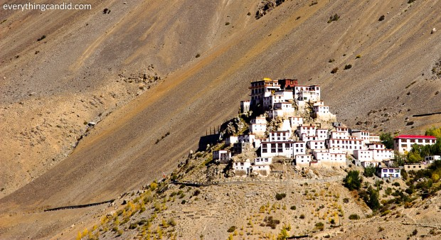 Key Monestary Near Kaza!