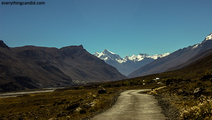 Road to Heaven called Kunzum!