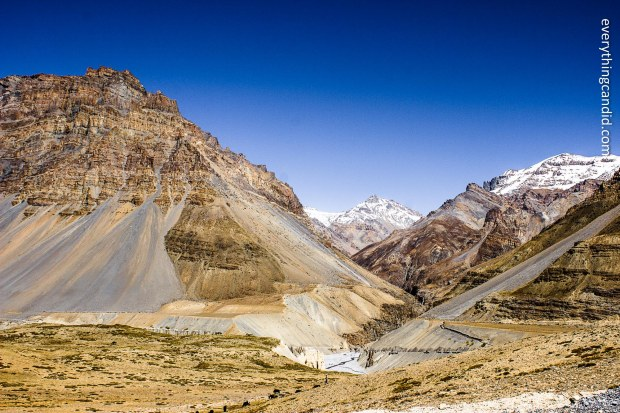 Beaauty all around us and thats t=why people love to get lost in Spiti Valley!