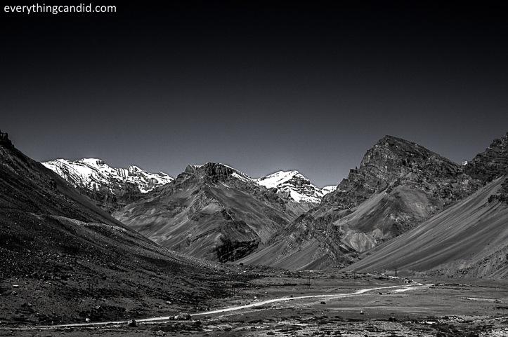 Spiti Valley at its best after Kaza upto Kunzum!
