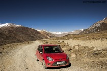 Kunzum Top. Spiti, Lahaul, Rpad Trip, Himalaya, Spiti RIver, Landscape, Hatchback, Ford Figo, Blog, Travelogue