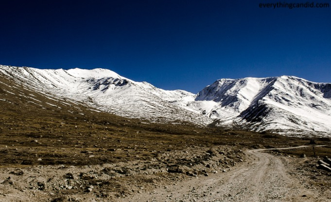 The Kunzum Pass or Kunzum La!