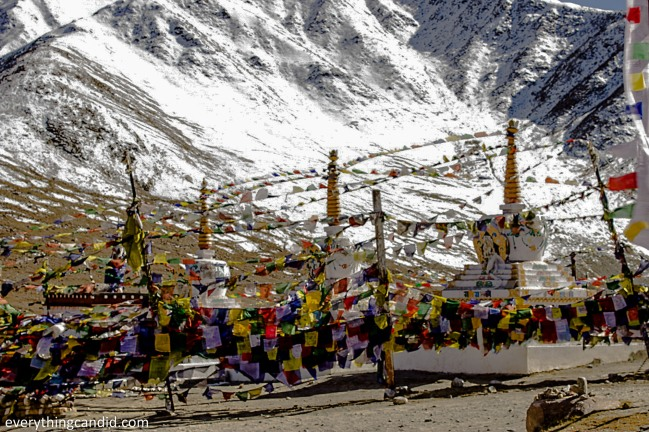 Kunzum Top: A confluence of Hindduisma nd Buddhism!