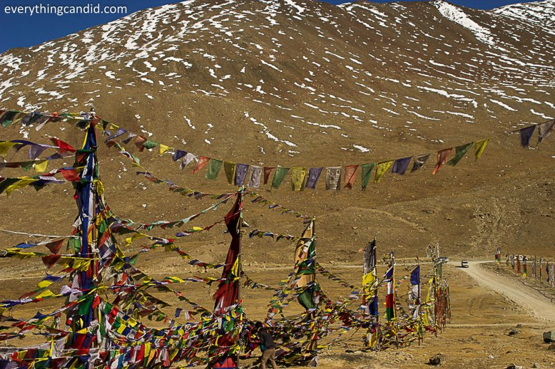 The Kunzum Top: Prayer Flags