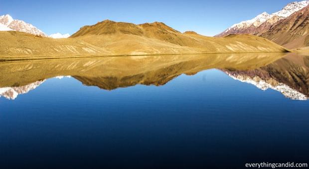 Awesome and beautiful Chandratal Lake!