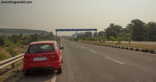 Road trip to Madhya pradesha and Chhattisgarh on my fod figo, hatchback.