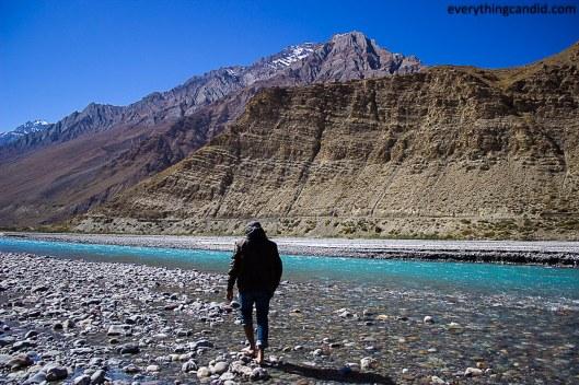 Spiti River, Walking, ROad Trip