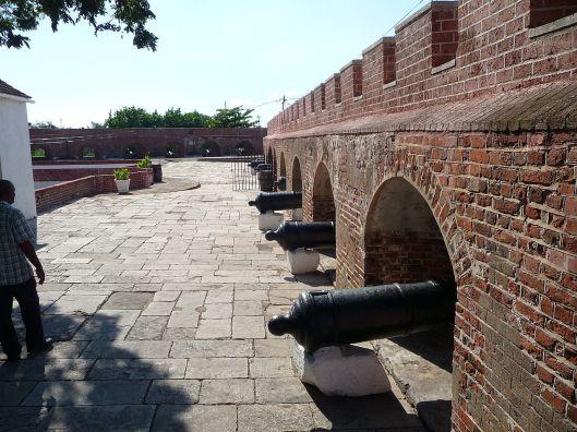 Port_Royal_Fort_defenses