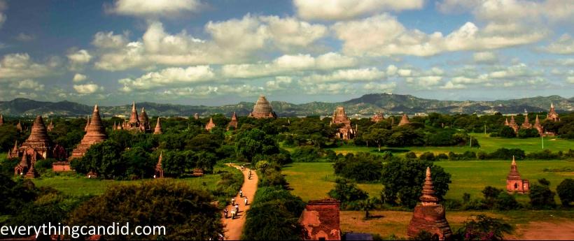 Bagan Landscape