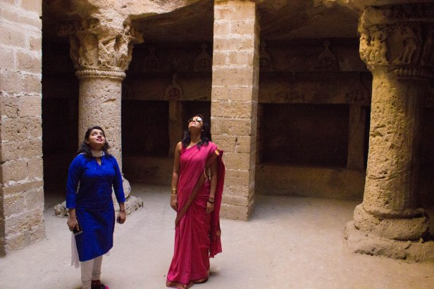 Inside the Buddhist Caves