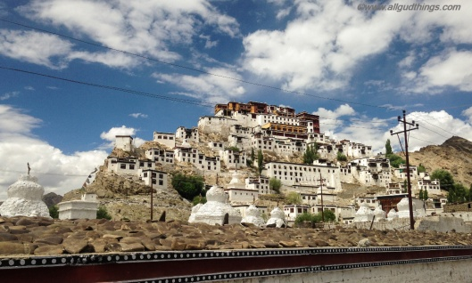 Thiksey Monastery Collab