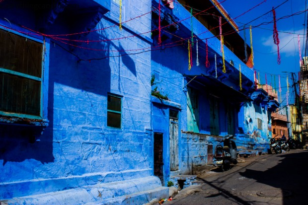 Blue Houses of Jodhpur-3