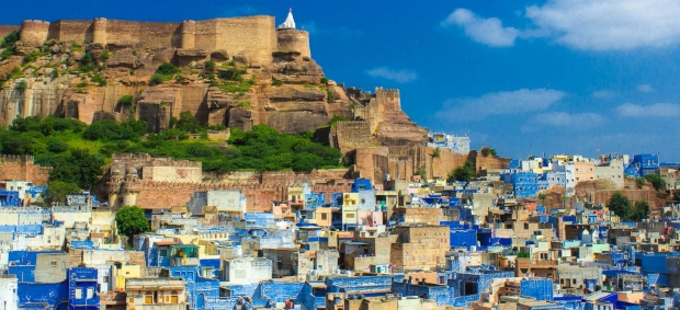 Blue Houses of Jodhpur-5