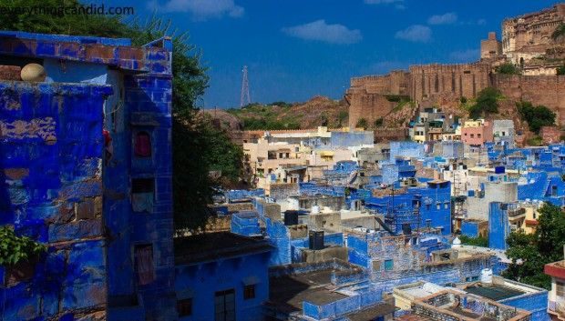 Blue Houses of Jodhpur-6