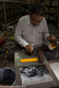 Lacquer bangle Maker - Jodhpur-4