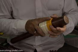 Lacquer bangle Maker - Jodhpur-5