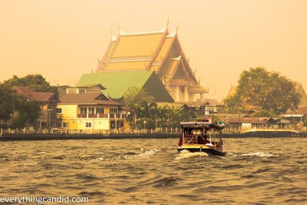 Bangkok - Boat Ride-2