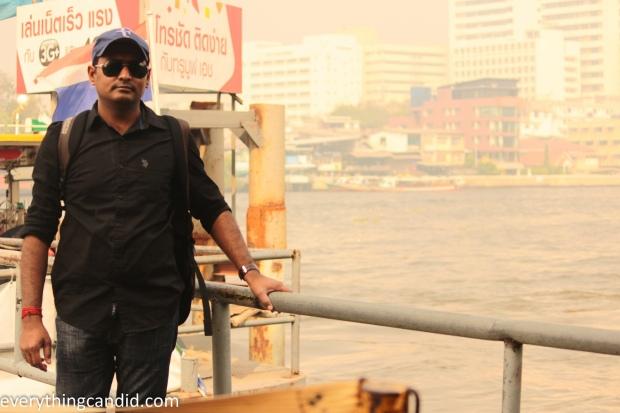 Bangkok - Boat Ride-4