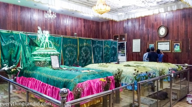 Tomb of Bahadur Shah Zafer-1-3