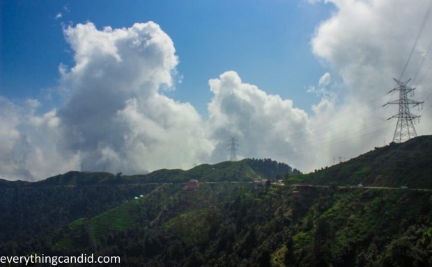 Across Jot Pass Himachal