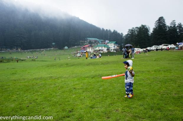 Khajjiar Playground